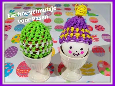 Rainbow Loom Nederlands, hoesje voor ei, Pasen