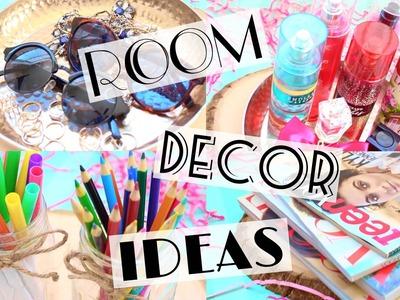 ROOM DECOR IDEAS! Cat Harmon
