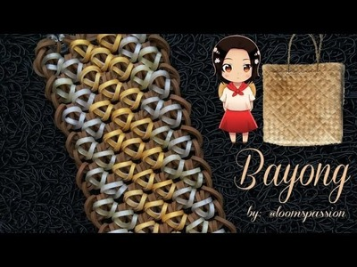 BAYONG Hook Only bracelet tutorial
