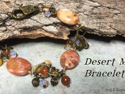Desert Mesa Bracelet Tutorial