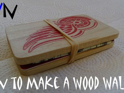 How to Make a Wood Wallet
