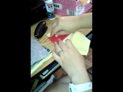 How to make an armband