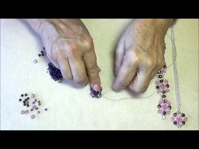 Kleshna Jewellery Making Royal Vivat Necklace and Bracelet design