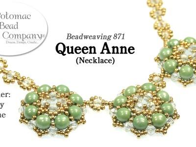 Make a Queen Anne Necklace