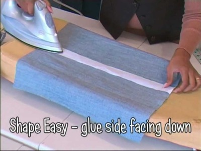 Seamless ZIG ZAG Join (technique to join denim.jeans without bulky seams)