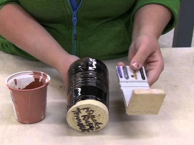 The basics of glazing ceramics