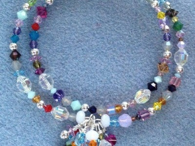 (Tutorial) Classey Crystal Bracelet ( Video 20)