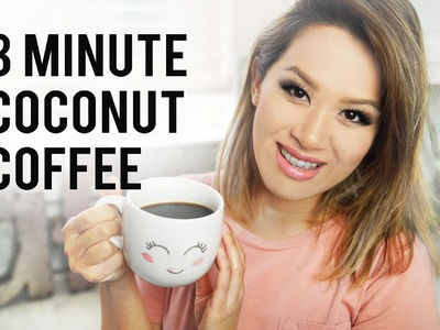 3 Minute Coconut Coffee | Recipe | ANN LE
