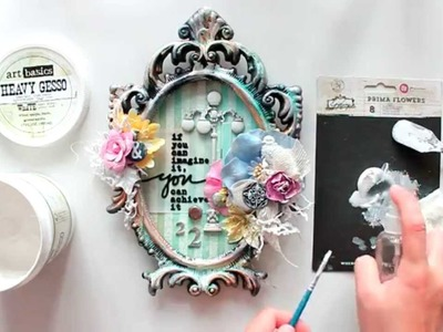 Altered Frame tutorial for Finnabair CT