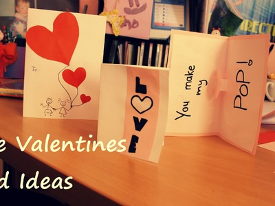Cute Valentines Card Ideas