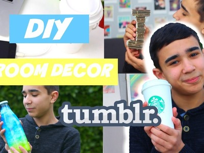 DIY Room Decor Tumblr l JustJonathan
