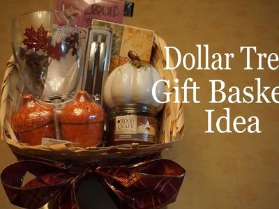 DollarTree Gift Basket Idea