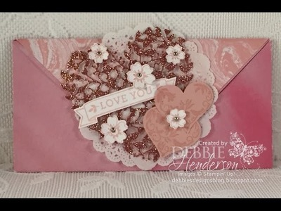 Double Flap Envelope Card Fold