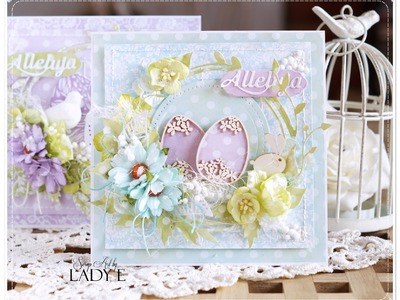 Easter Cards Tutorial