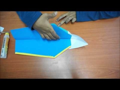 How to make a Sky Lantern - Demonstrative speech