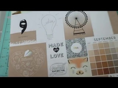NEW paper pads!!!  Joann's haul + Michael's Haul! oops I did it again.