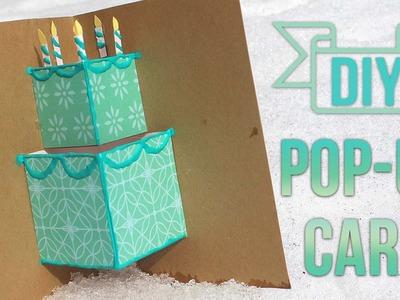 Simple Pop-Up Birthday Card Tutorial