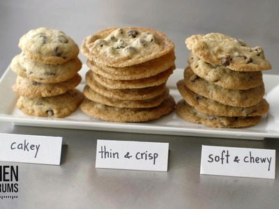 The Science Behind the Perfect Chocolate Chip Cookies - Kitchen Conundrums with Thomas Joseph
