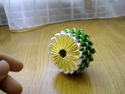 3D Origami Lemon Tutorial