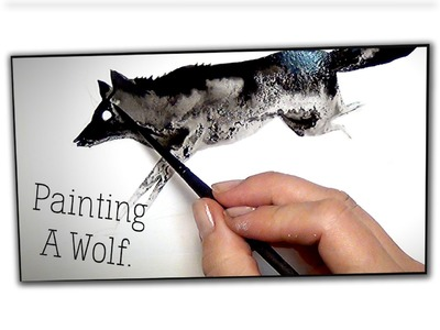 A Wolf in Ink