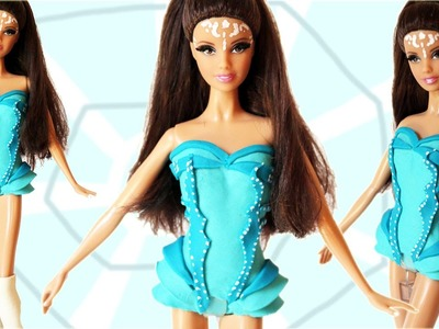 Ariana Grande Break Free Play Doh Doll Fashion Challenge