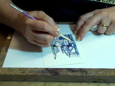 Bah Humbug Stamp Set Card 1 - Sheena Douglass