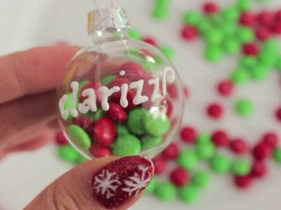 Christmas Party Favors - Personalised!