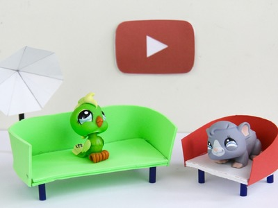 DIY LPS Couches