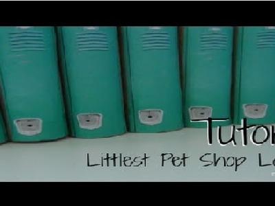 DIY lps lockers