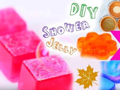 DIY Shower Jellies [Top Knot]
