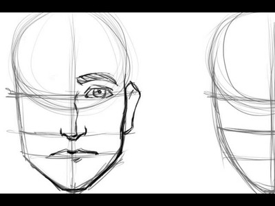 Drawing the Difference: Men's and Woman's Faces