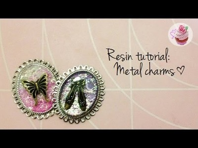 ℜesin tutorial: Metal charms