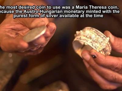 How is it Made - Yemenite Filigree Jewelery by Ben Zion David