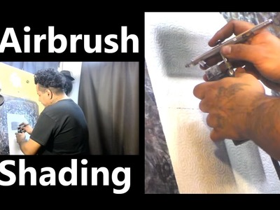 How to Airbrush - Intro to Shading and Shadows