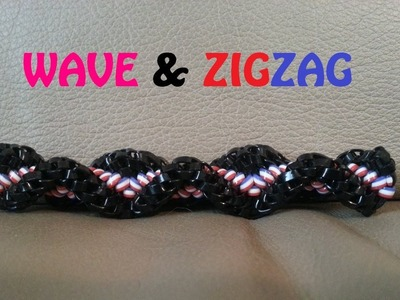 How to Do the Wave & Zigzag Boondoggles