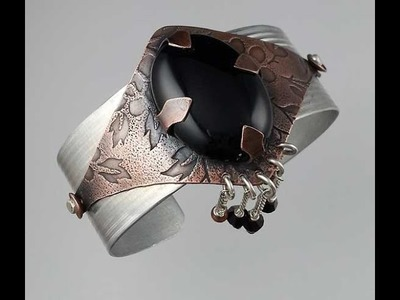 How to Make a Metal Cuff Bracelet: Part 2