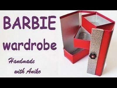 How to make BARBIE wardrobe
