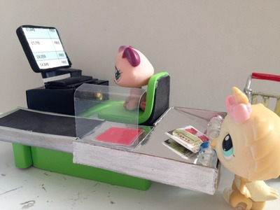 How to make LPS Check Out Counter