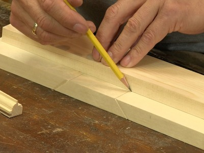 Making a Poor Man's Mitre Box with Paul Sellers