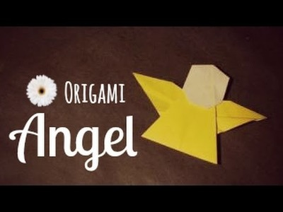 Origami Angel (by: Tadashi Mori)