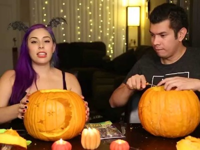 Pumpkin Carving Fun ♥