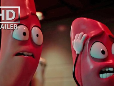 Sausage Party   official trailer #1 (2016) Seth Rogen Jonah Hill