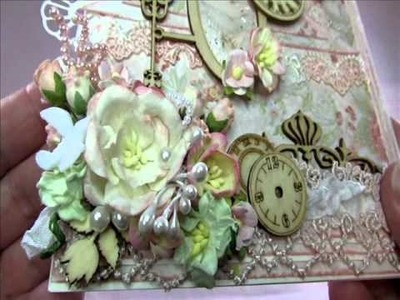 Shabby, Victorian, Vintage Chic Cards for KSP