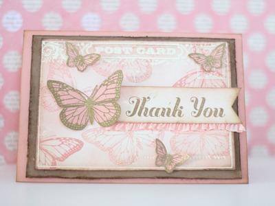 Thank Card It's Friday May 22nd, 2014