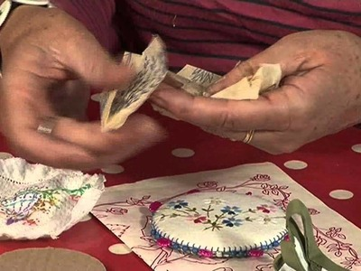 Vintage Pinkeepers made by Mandy Shaw (Taster Video)