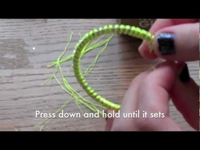 12 Days of DIY: DO IT YOURSELF Tom Binns Inspired Earrings