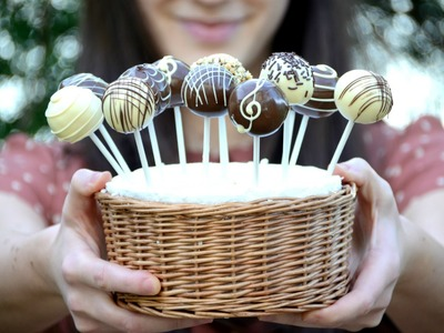 15 Cake Pops Decorating Ideas