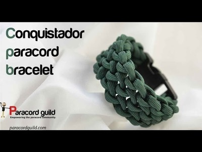 Conquistador paracord bracelet