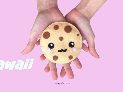 DIY: Kawaii cookie HAND WARMER