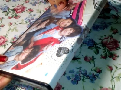 DIY: Lapicera CD9. Pencil case